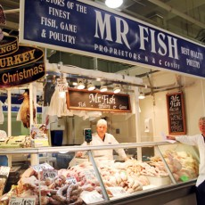 Mr Fish, bullring market