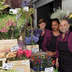 The Chelsea Flower Shop - Market Walk