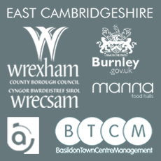Quarterbridge clients East Cambridgeshire, wrexham, btcm, manna, burnley