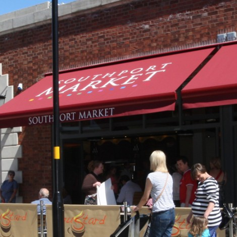 Market Improvements at Southport Market