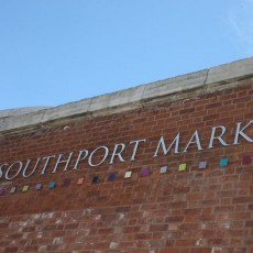 Southport Market sign