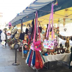 Bags on Colchester Market