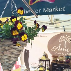Homewares on Colchester Market