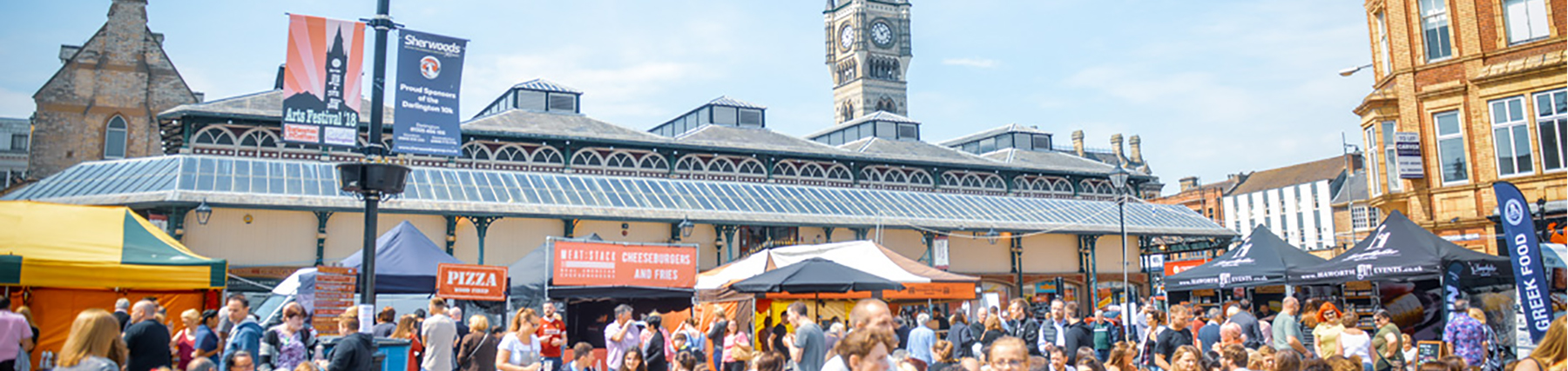 Darlington Markets Food festival
